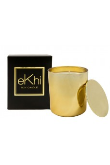 Brass Gold Soy Candle