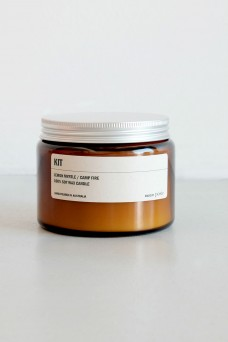 We are Posie 500g Amber Jar Soy Candle KIT