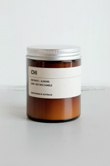 We are Posie 150g Amber Jar Soy Candle CHI