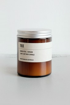 We are Posie 150g Amber Jar Soy Candle TEE