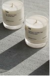 We are Posie Clear Tumbler Soy Candle YEN