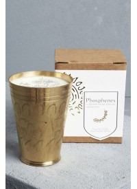 Inartisan Soy Candle - Wildflower & Honey