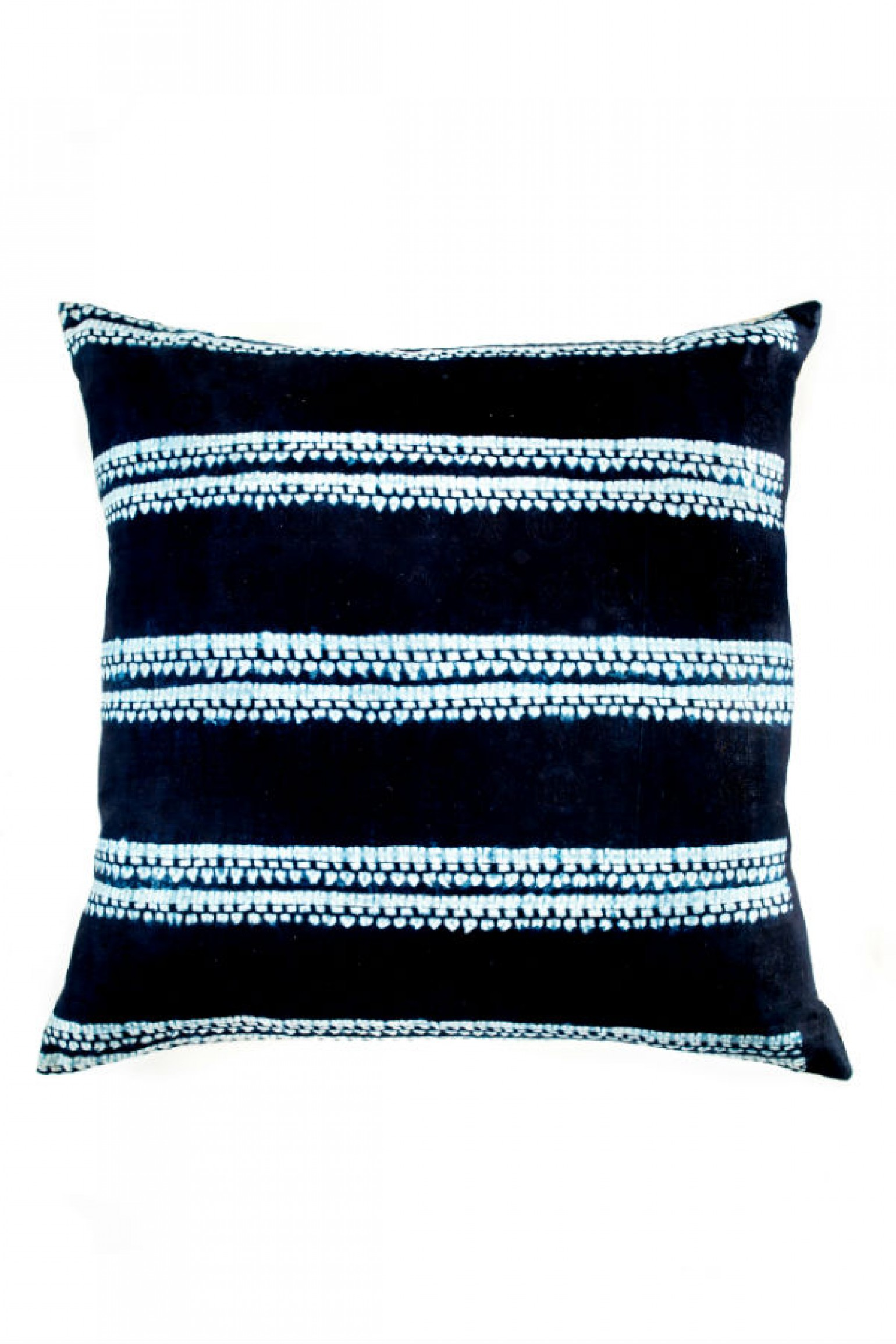 Loomware African Indigo Cloth Cushions