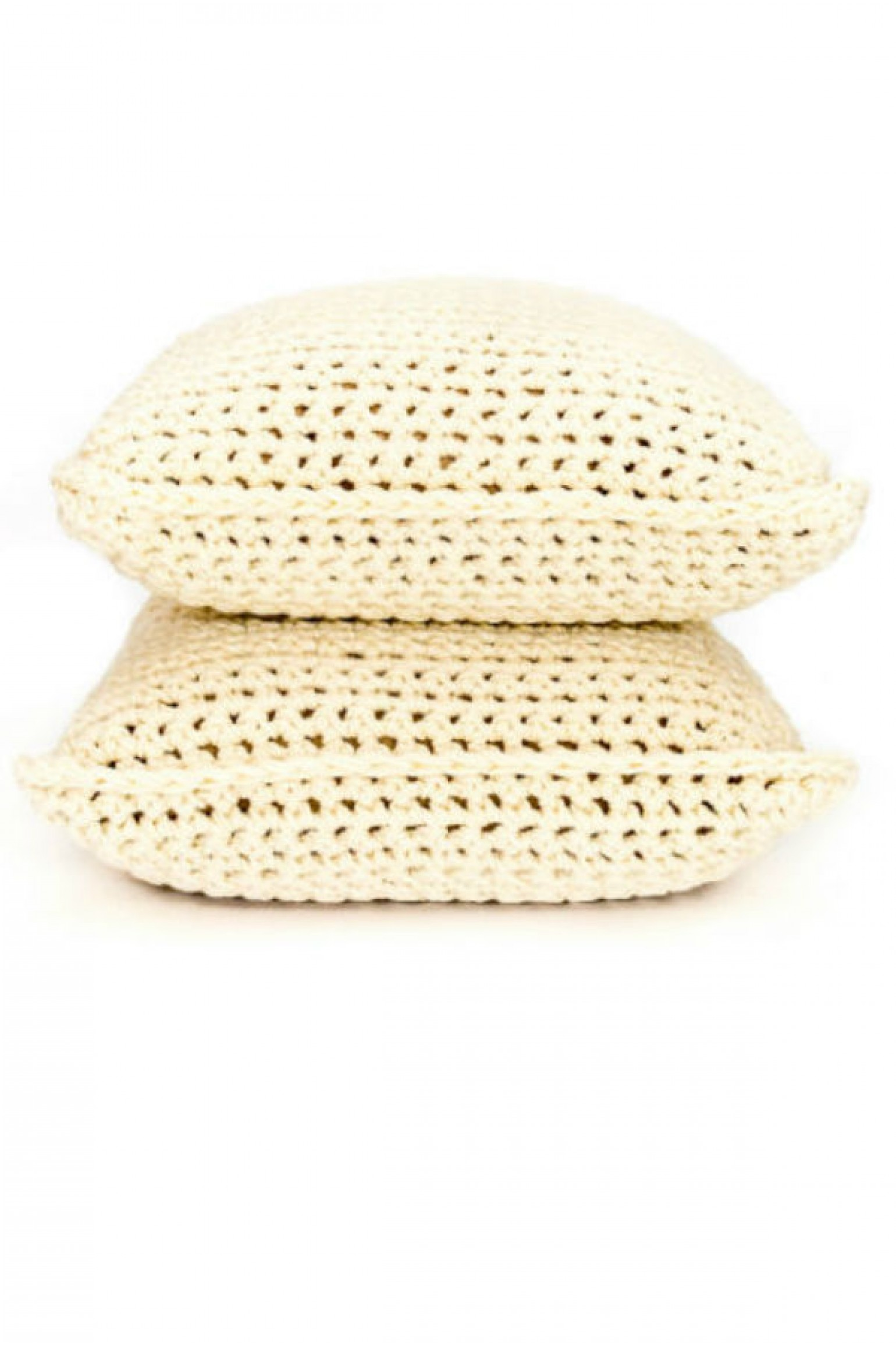 Crochet Boho Cushion