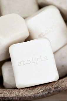 Atolyia Olive Oil Stone Soap Natural