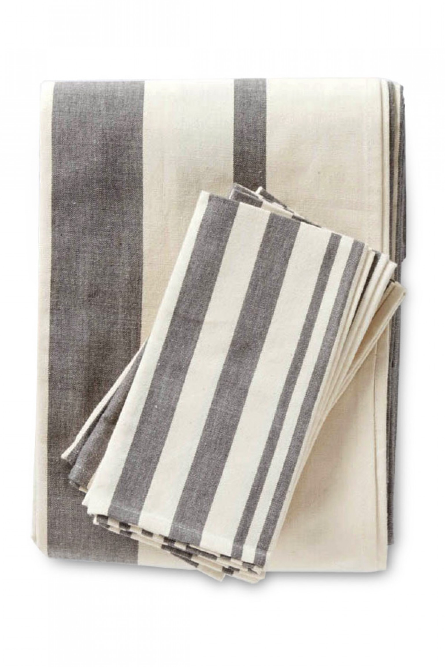 Cloth and Co Stripe Table Cloth