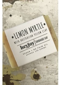 Hey Joy Soap Lemon Myrtle
