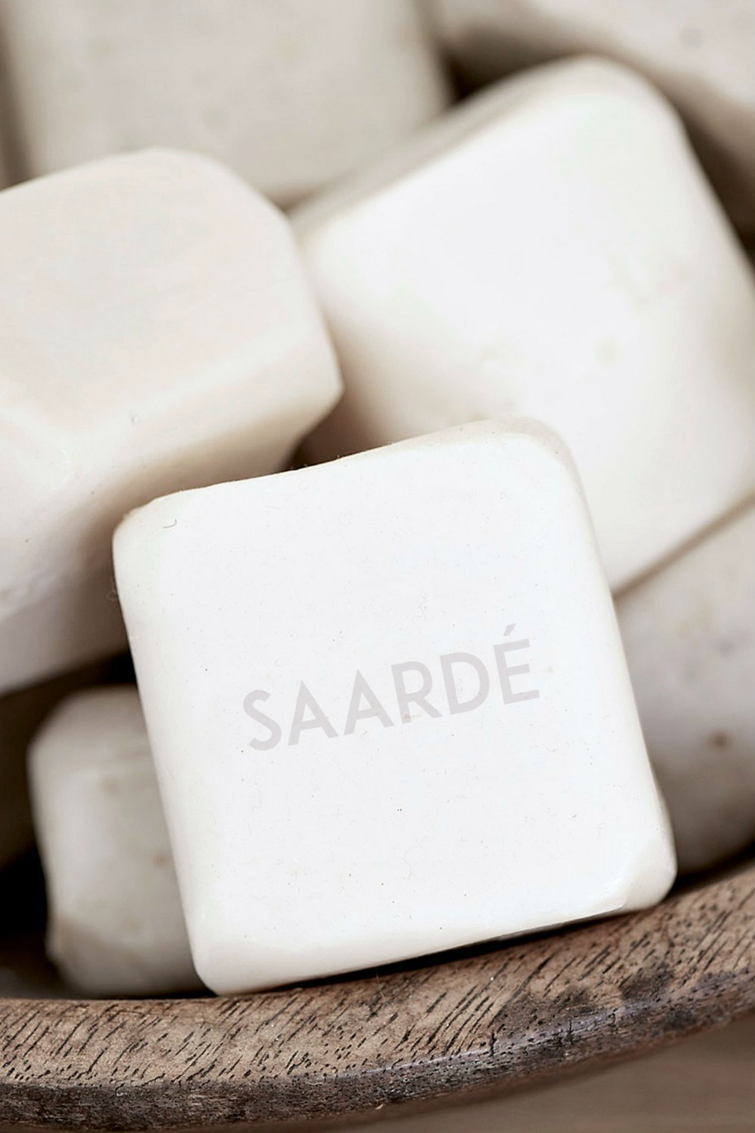 Saarde Olive Oil Stone Soap Narcissus