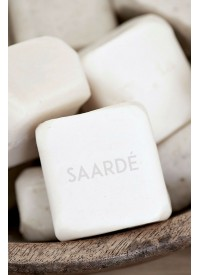 Saarde Olive Oil Stone Soap Rose