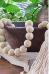 Maison and Maison Decorative Beads large